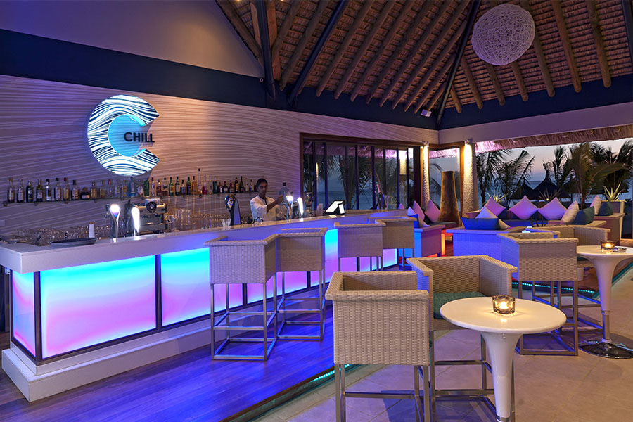 C Beach Club Chill Bar