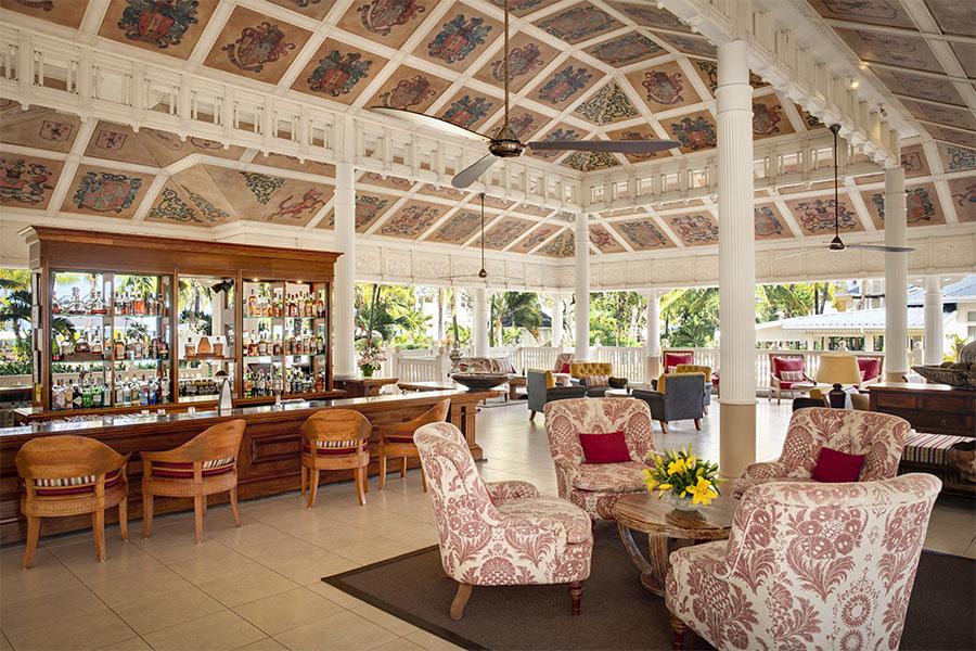 Heritage Le Telfair- The Cavendish Lounge