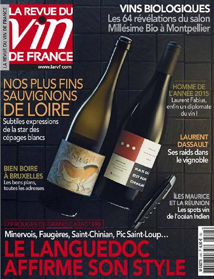 Le Château de Bel Ombre - La Revue du vin de France