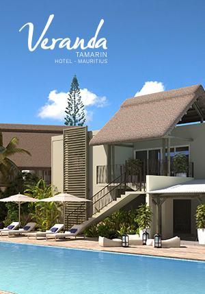 Veranda Tamarin Hotel Mauritius