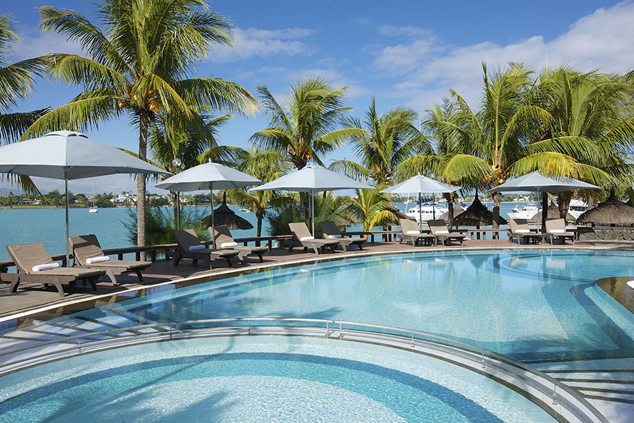 Veranda Grand Baie Pool