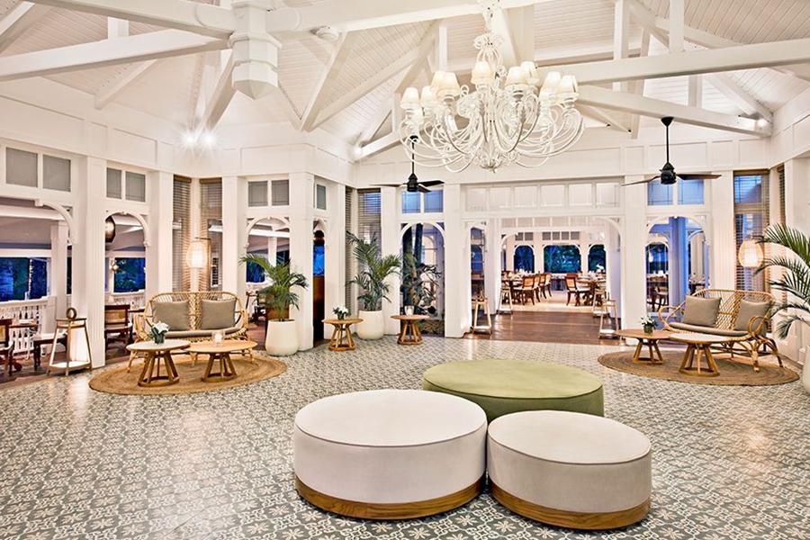 Annabella - Heritage Le Telfair main restaurant