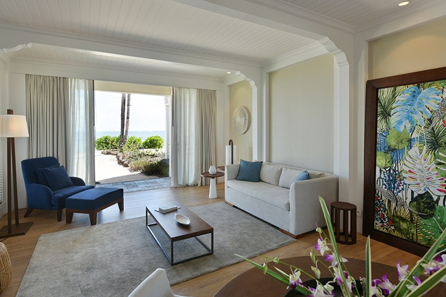 Beachfront Ocean Suite