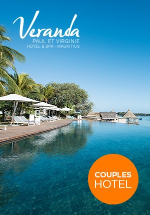 Veranda Paul et Virginie 4 Star Couples Hotel Mauritius